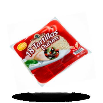 Poco Loco Dürüm tortillas