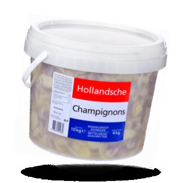 Hollandsche Gesneden champignons