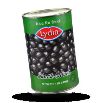Lydia Zwarte olijven