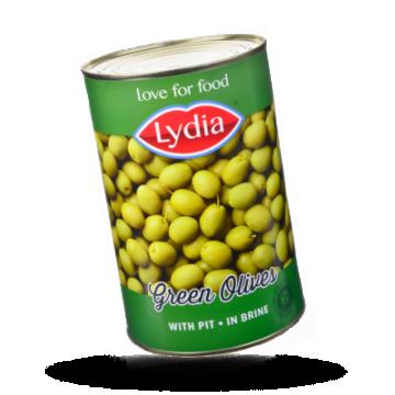 Lydia Groene olijven