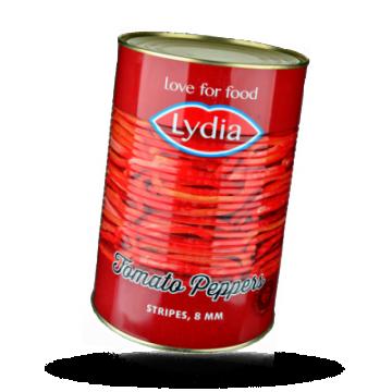 Lydia Tomatenpaprika reepjes