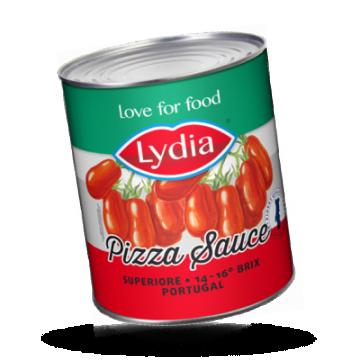 Lydia Pizzasaus