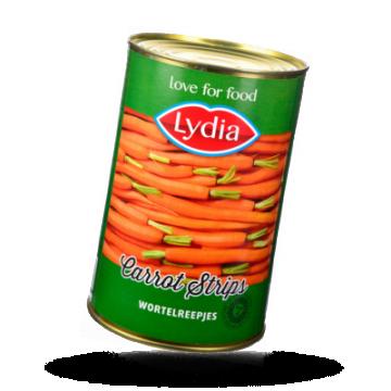 Lydia Wortel reepjes