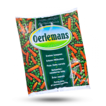 Oerlemans Erwten-waspeen mix