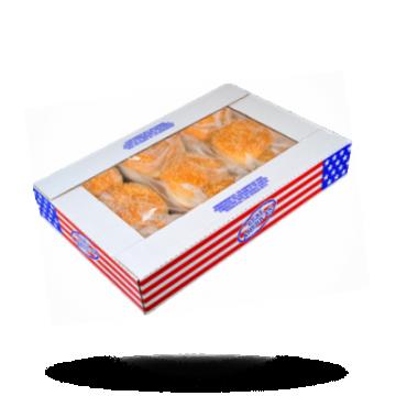 Real American Hamburgerbroodjes