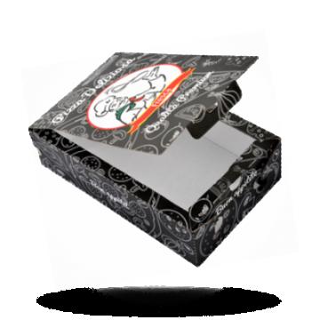 Diamond Pack Calzone Box