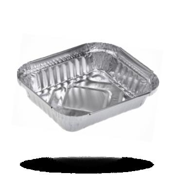 Aluminium shoarmabakjes