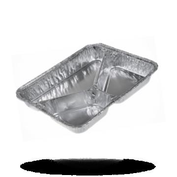 Aluminium menubakken