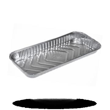 Lange aluminium schalen