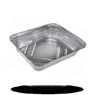 Aluminium bakken