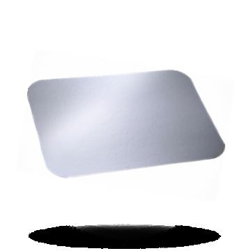 Aluminium-karton deksels