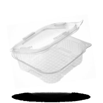 Diamond Pack Saladebakje met klapdeksel