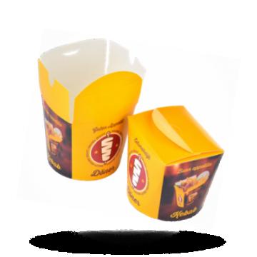 Diamond Pack Döner kebab box