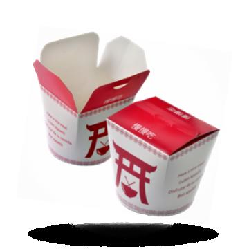 Diamond Pack Asia food box