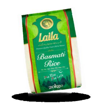 Laila Basmati rijst