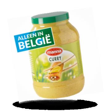 Manna Curry ketchup