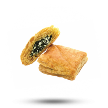 Ioniki Mini Kaas-Spinazie pastei