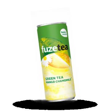 Fuze Tea Green tea mango chamomile