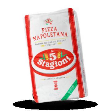 5 Stagioni Pizzameel Napoletana Rossa