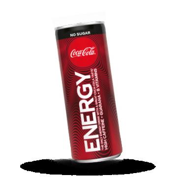 Coca-Cola Energy No Sugar