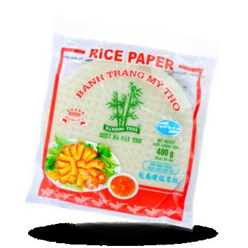 Bamboo Tree Rijstpapier