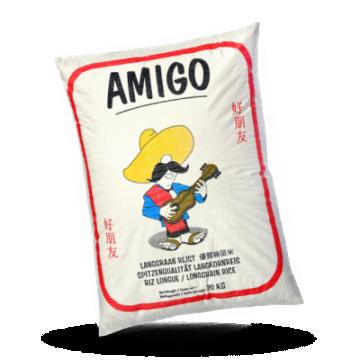 Amigo Langkorrel rijst