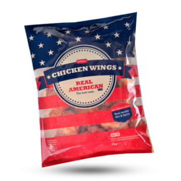 Real American Chicken wings Buffalo