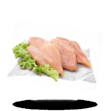 Kipfilet zonder vet