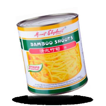 Bamboe reepjes