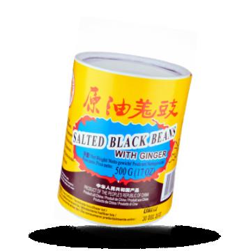 Golden Lily Zoute zwarte bonen