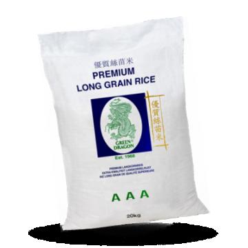 Green Dragon Langkorrel rijst