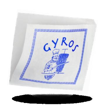 Gyros zakjes