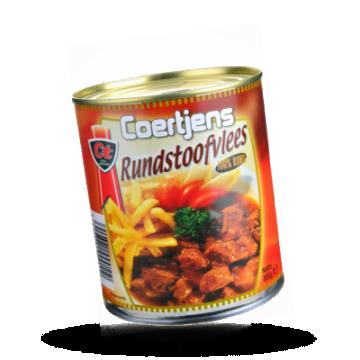 Coertjens Runderstoofvlees