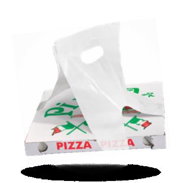 Pizzadoos draagtas
