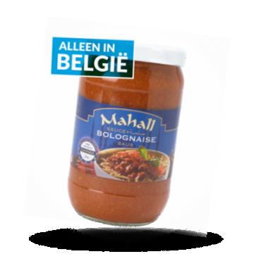 Manna Mahall Bolognese saus