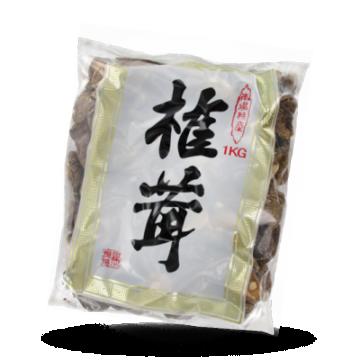 Gedroogde Tung-Ku paddenstoelen