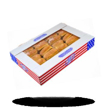 Real American Hotdogbroodje
