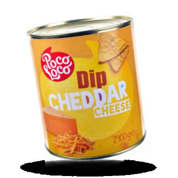 Poco Loco Cheddar saus