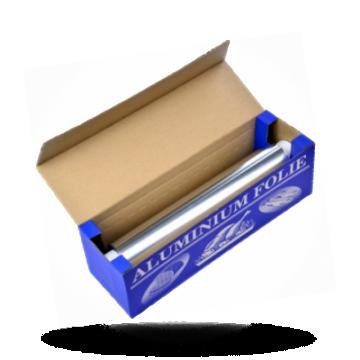 Diamond Pack Aluminium folie