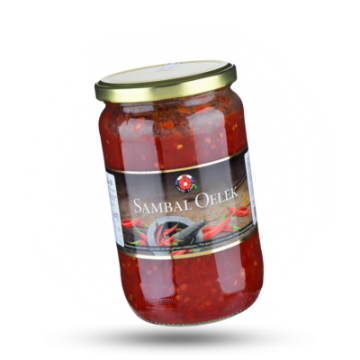 Lucky Label Sambal Oelek