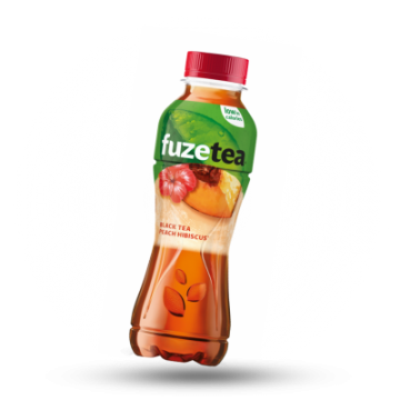 Fuze Tea Black tea peach