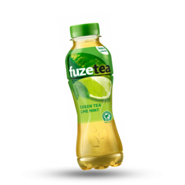 Fuze Tea Lime Mint