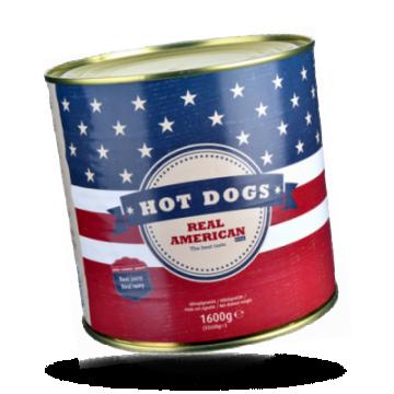 Real American Hotdogs