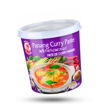 Cock Curry pasta
