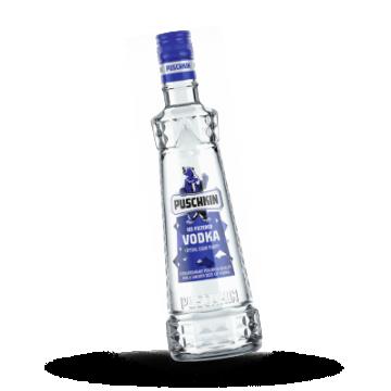 Puschkin Vodka White