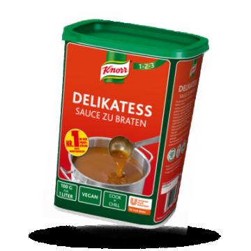 Knorr Delikatesse braadsaus