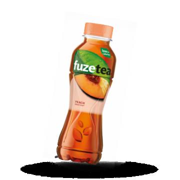 Fuze Tea Blacktea Peach Hibiscus