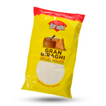 Biraghi Geraspte Italiaanse harde kaas