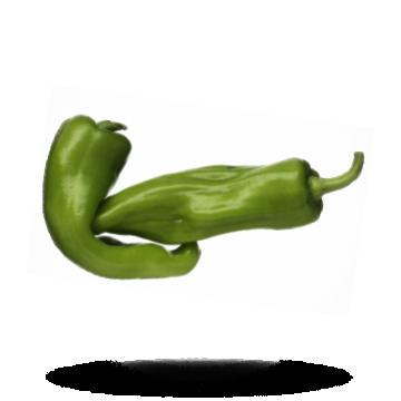 Peper groen