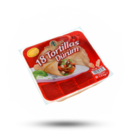"""Dürüm tortillas Ø25cm (10"""")"""